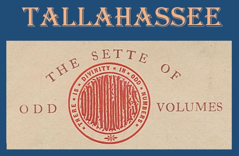 Tallahassee Sette of Odd Volumes